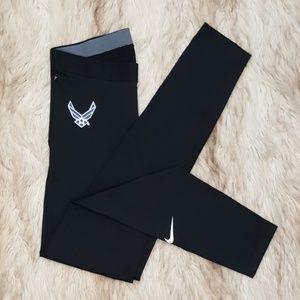 Nike Black Workout Athletic Pants